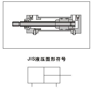 21mpa用cjt标准液压缸图片