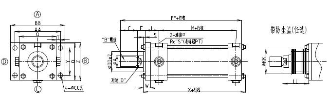 tc一a33fb电路图